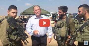 Richard-Kemp-IDF-email preview