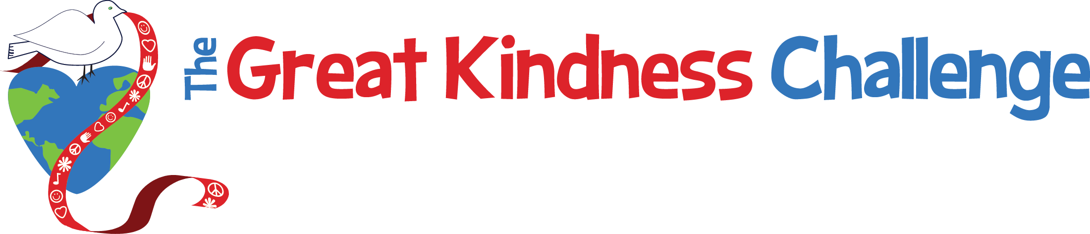 The Great Kindness Challenge Banner