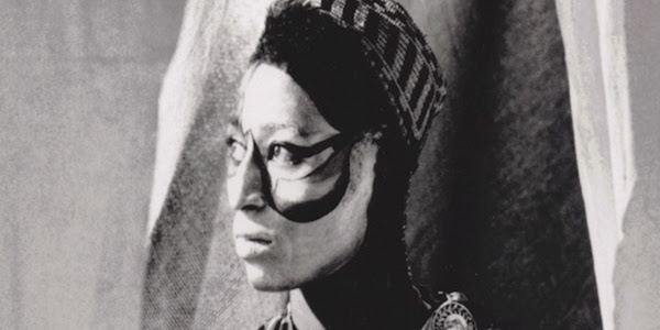 Film still from Le Bohemian Noir et la Renaissance de L'Afrique