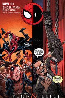 Spider-Man/Deadpool #11