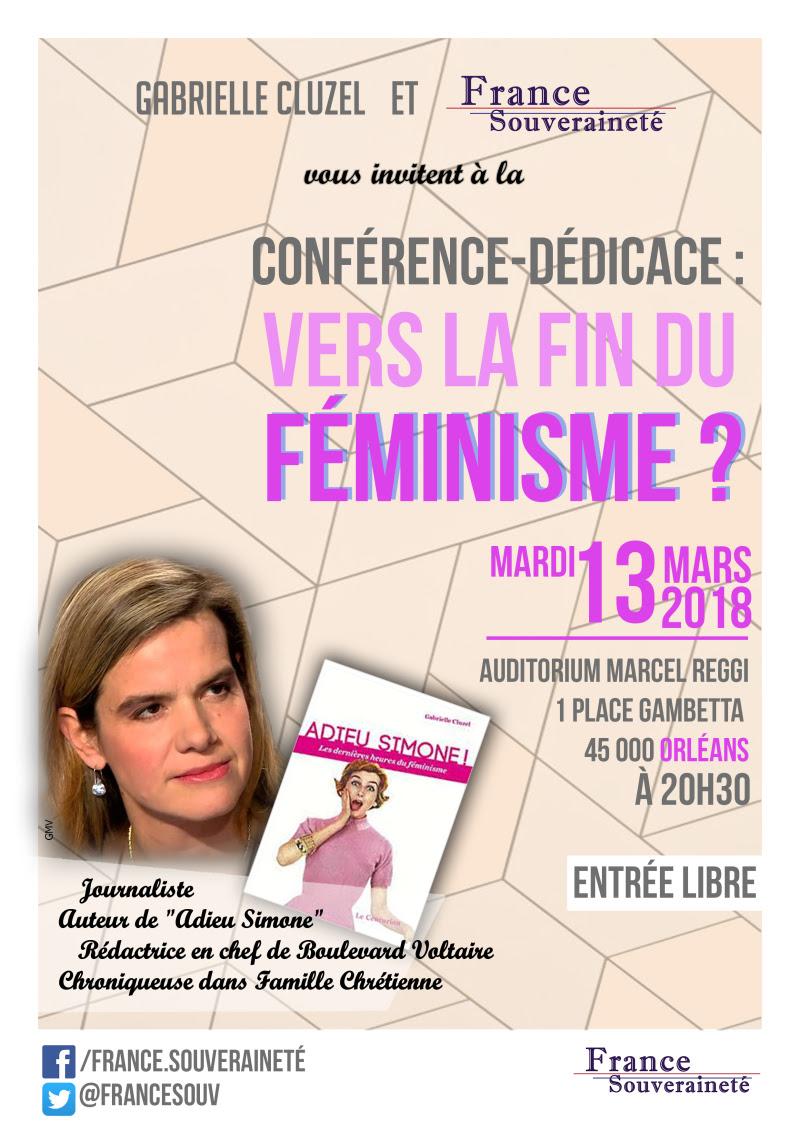 Affiche 13 mars