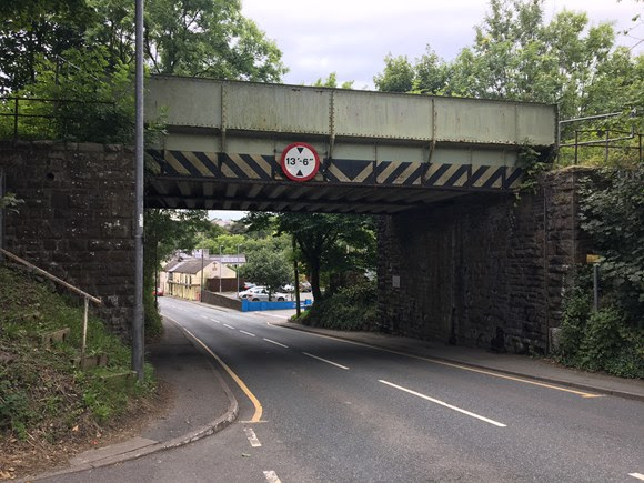 Haverfordwest residents reminded of Pembroke Road railway bridge replacement