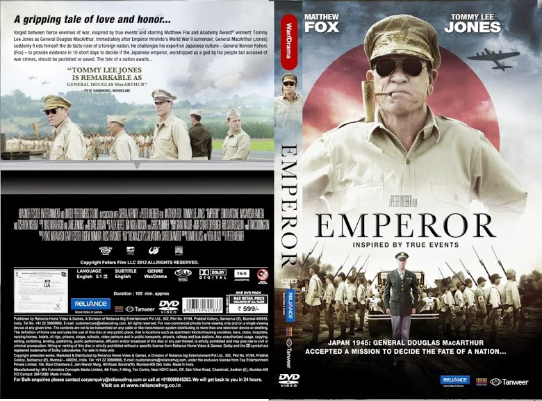 Imperador Torrent – BluRay Rip 720p Dublado (2014)
