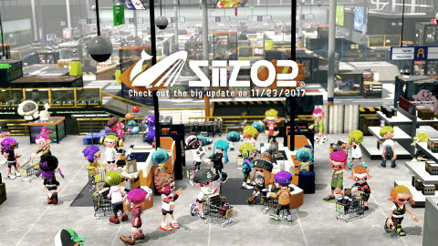 Splatoon 2 is now available in stores, for digital purchase on the official website or in Nintendo e ...