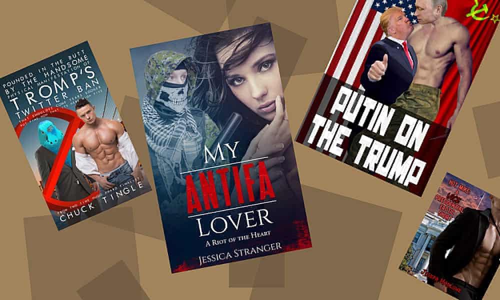 I read the weirdest Trump-era erotica so you don't have to