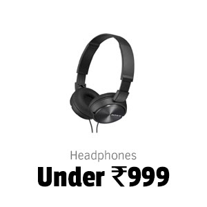Headphones under Rs.999