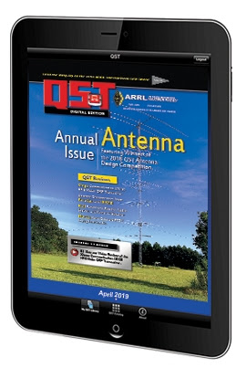 Digital QST                             419 Issue