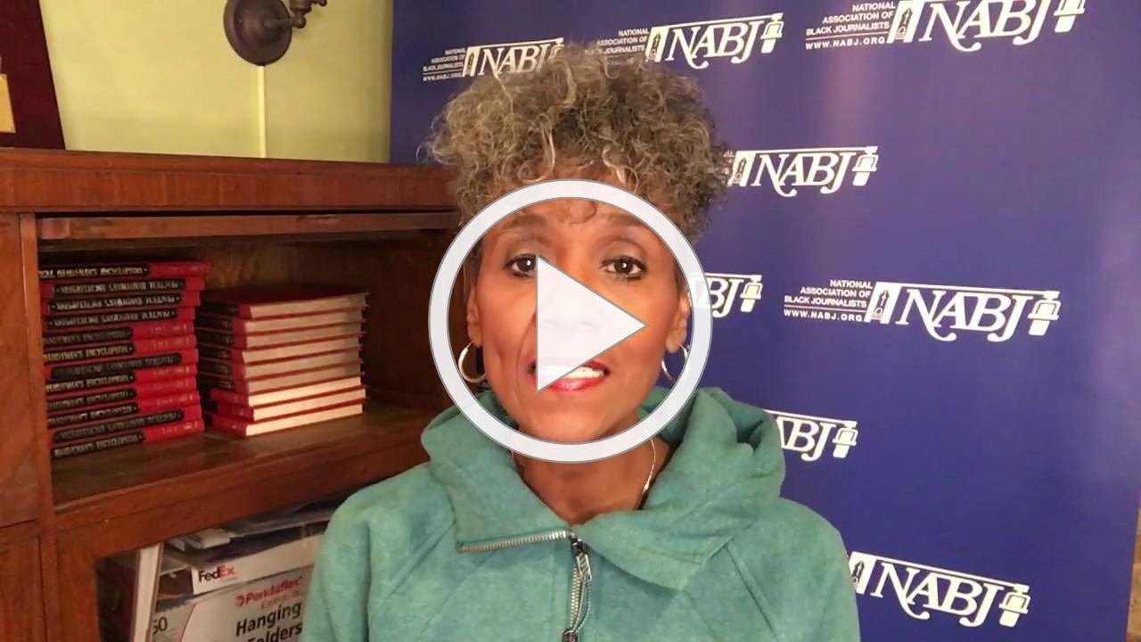 #Coronavirus Update from #NABJ President Dorothy Tucker