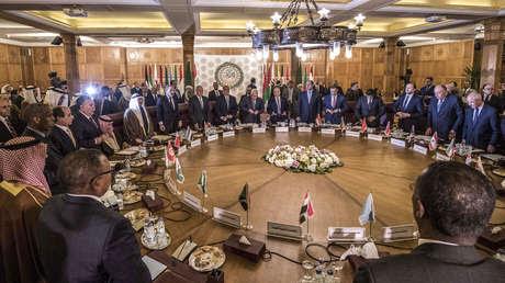 La Liga Árabe rechaza el 'acuerdo del siglo' de Trump