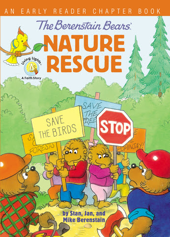 The Berenstain Bears Nature Rescue