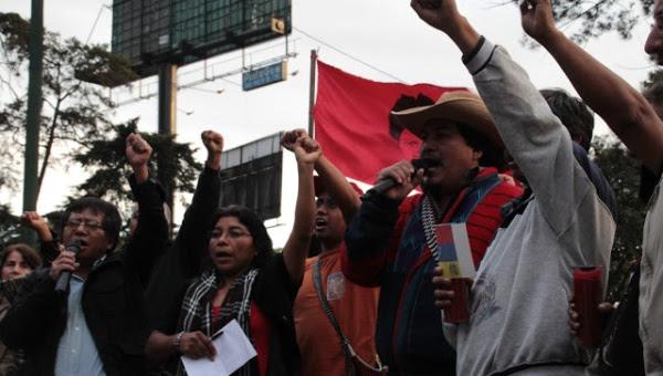 Las comunidades organizadas de Guatemala siempre han respaldado a la Revolución Bolivariana.