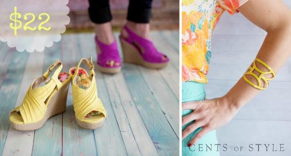Fashion Friday: Summer Wedge S...