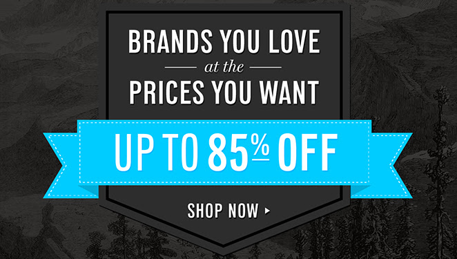 Save Up to 85% OFF Sale Items + Free Shipping On Orders Over $49 at TheClymb.com