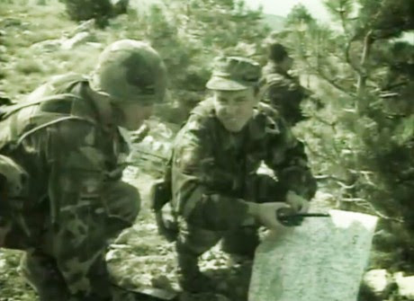 4 August 1995 Operation Storm Croat defenders plan liberating battles