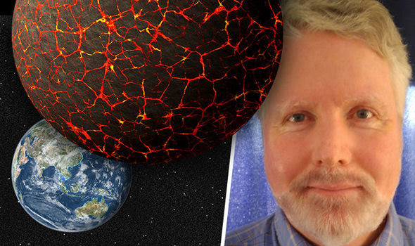 Planet X: 'I've Seen Top Secret Image of Planet X… and it Is Coming to Earth' via David Meade (Video)