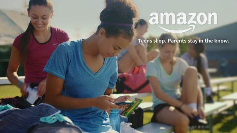 Teens can now explore Amazon with the independence of their own login and take advantage of select P ...