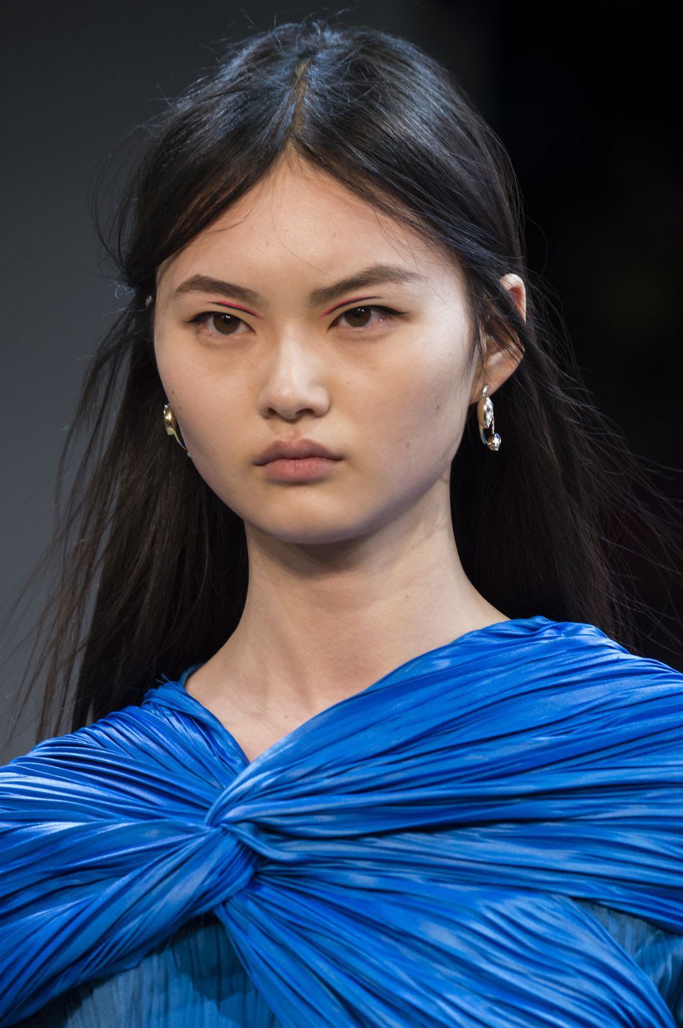 NYC Fashion Week Fall/Winter '18 Brow Trends 10