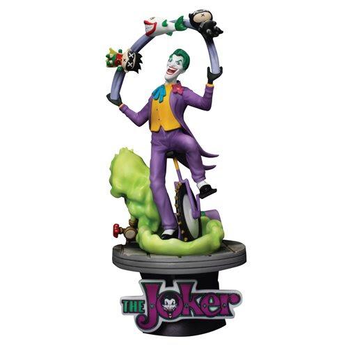Image of DC Comics Joker D-Stage 6-Inch Statue - APRIL 2020
