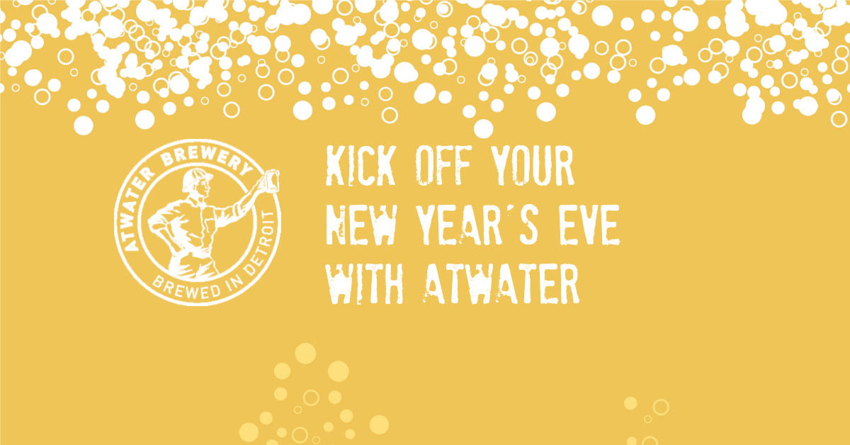 ATWATER NEW YEAR'S EVE 2017