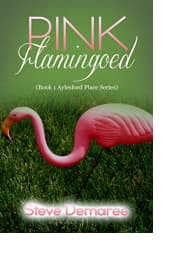 Pink Flamingoed by Steve Demaree