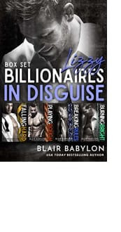 Billionaires in Disguise: Lizzy Box Set