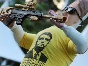 Pese a los altos índices de mortalidad por arma de fuego en Brasil, el presidente electo Jair Bolsonaro pretende facilitar el porte para todos los ciudadanos sin antecedentes penales.