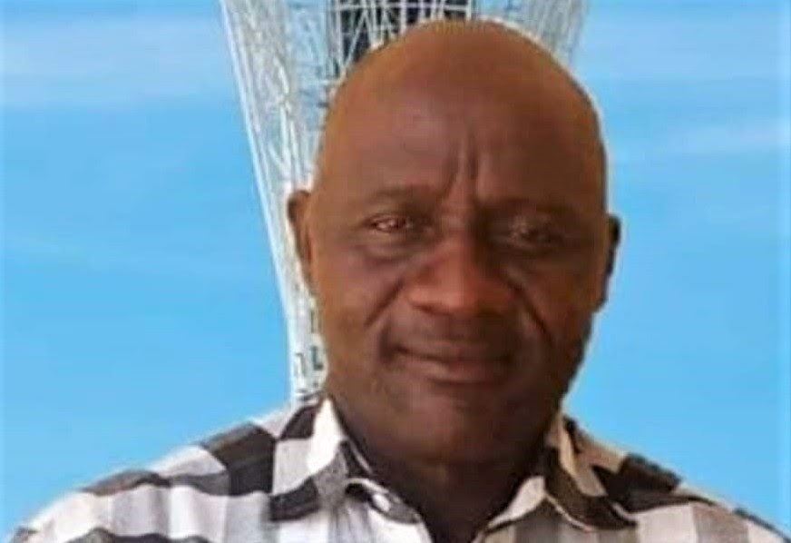 The Rev. Dennis Bagauri, Lutheran pastor killed in Adamawa state on Jan. 20, 2020. (Morning Star News)