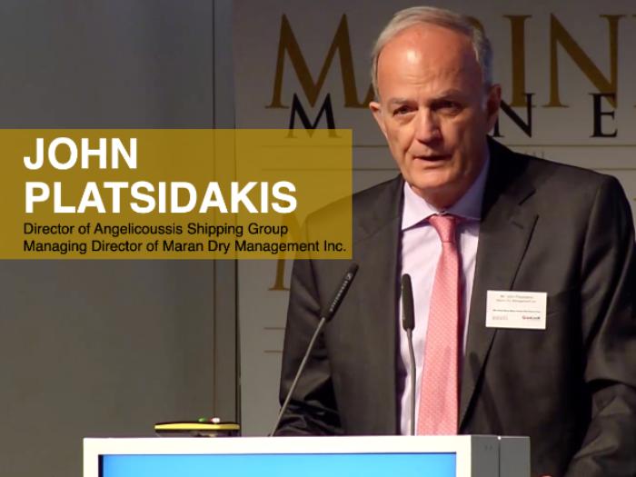 John Platsidakis in Hamburg, 2019