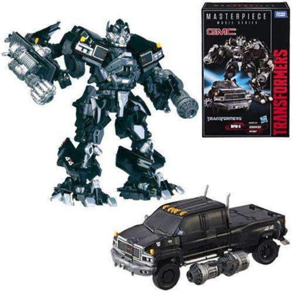 Image of Transformers Masterpiece Movie Series MPM-6 Ironhide Exclusive
