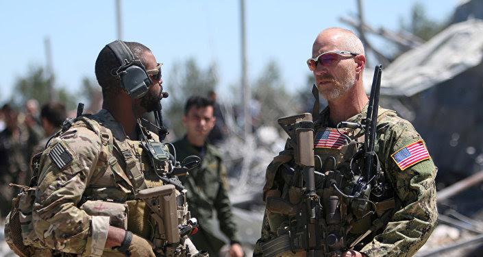 Militares de EEUU (archivo)