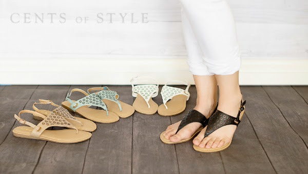 Fashion Friday Sandal Sale 50%...