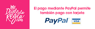 Pagar con tarjeta o paypal