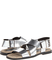 See  image DSQUARED2  Tuck Mirrored Sandal