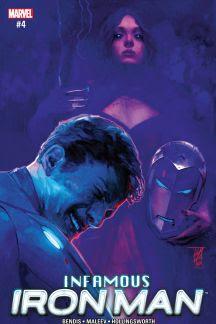 Infamous Iron Man #4