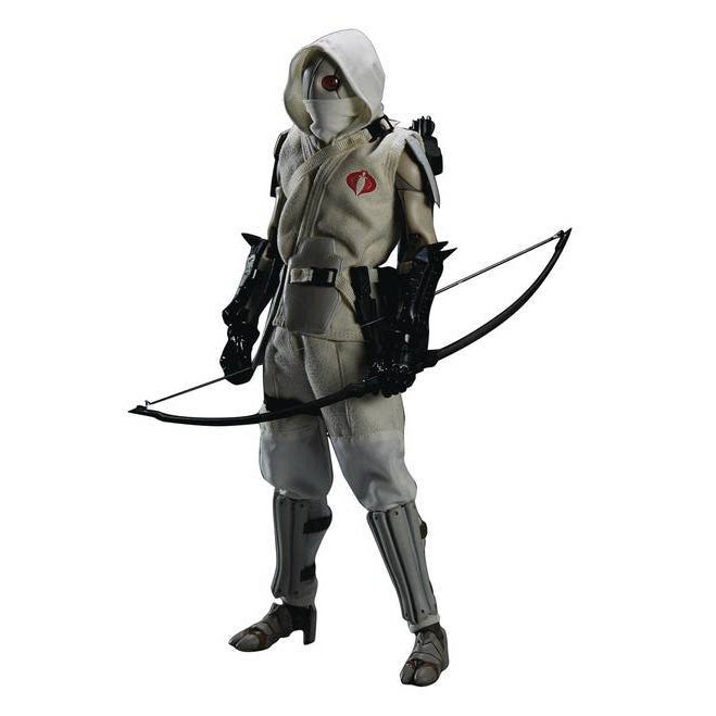 Image of G.I. Joe x TOA Heavy Industries Storm Shadow 1:6 Scale Action Figure - JANUARY 2021