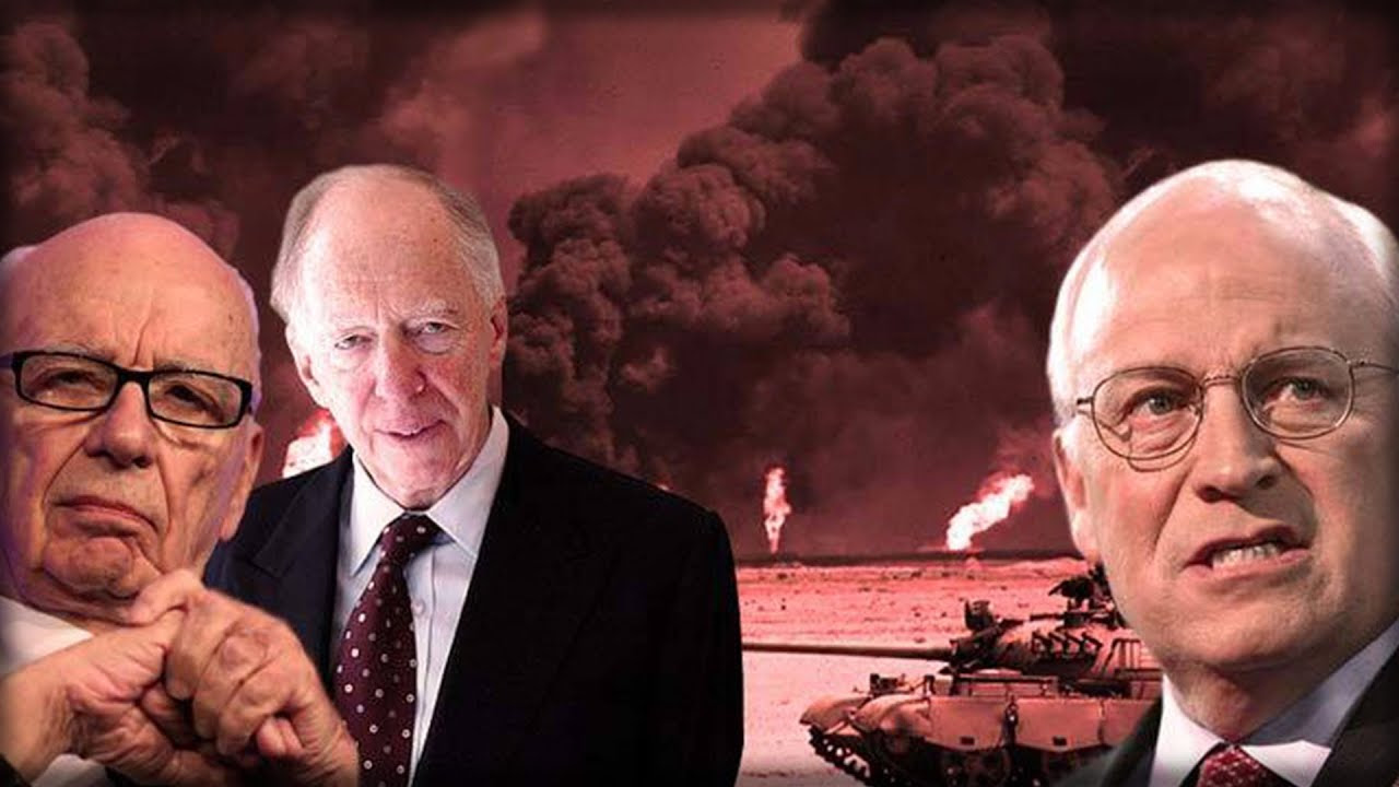 Globalist Rothschild Make a Game-Changing Move That'll Throw The World In a Tailspin… We're In Trouble!