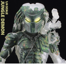 PREDATOR JUNGLE DEMON 1/4 SCALE FIGURE