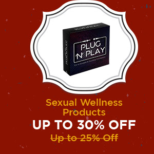 Sexual Wellness Products up to 30% Off