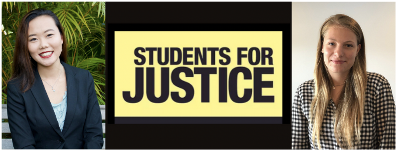 Students For Justice create memes and other online solutions for progressive groups.