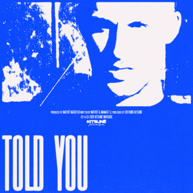 Matveï Returns with feel-good house infused pop jam 'Told You' out ...