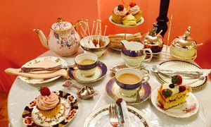 Unlimited Afternoon Tea, Kensal Rise