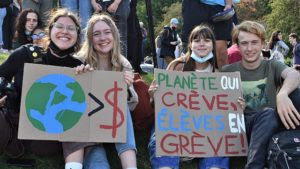 Clima estudiantes Canada