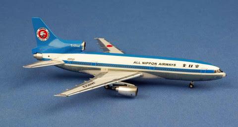 Lockheed L-1011Tristar ANA All Nipon Airways JA8501| is due: August 2019
