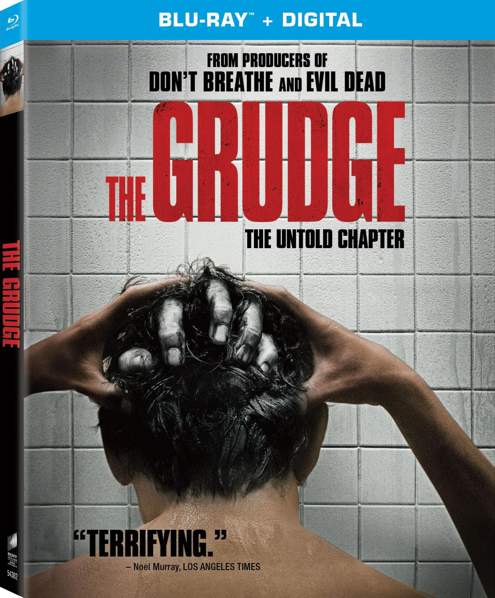 Halloween 2020 Alternate Ending The Grudge' Haunts Blu ray with Alternate Ending | Halloween Daily