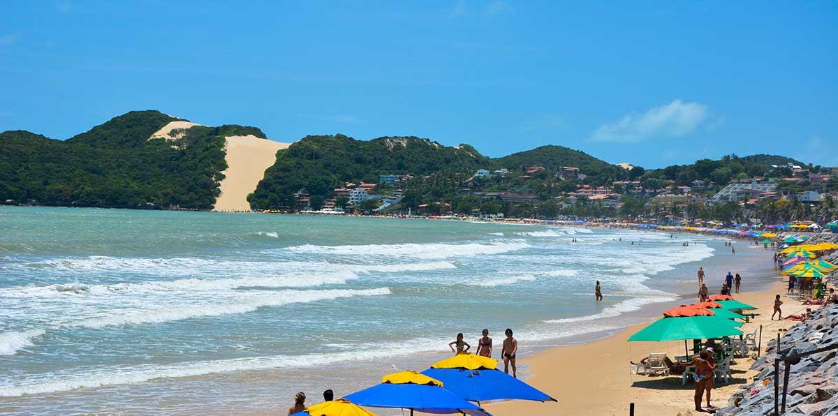Natal RN com Praias Litoral Norte, Sul e Pipa