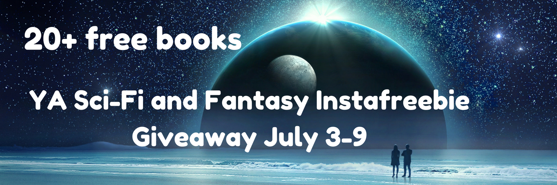 Free YA Sci-Fi and Fantasy eBooks