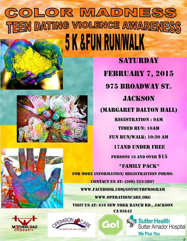 Color Madness - Saturday Feb. 7, 2015