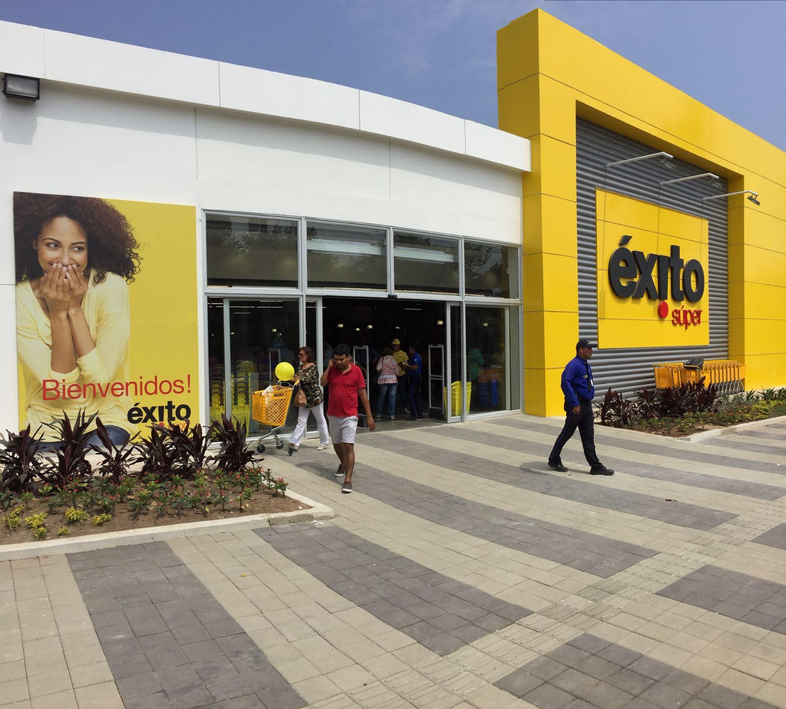 Grupo xito abre dos nuevos almacenes en barranquilla y - Almacen exito barranquilla ...