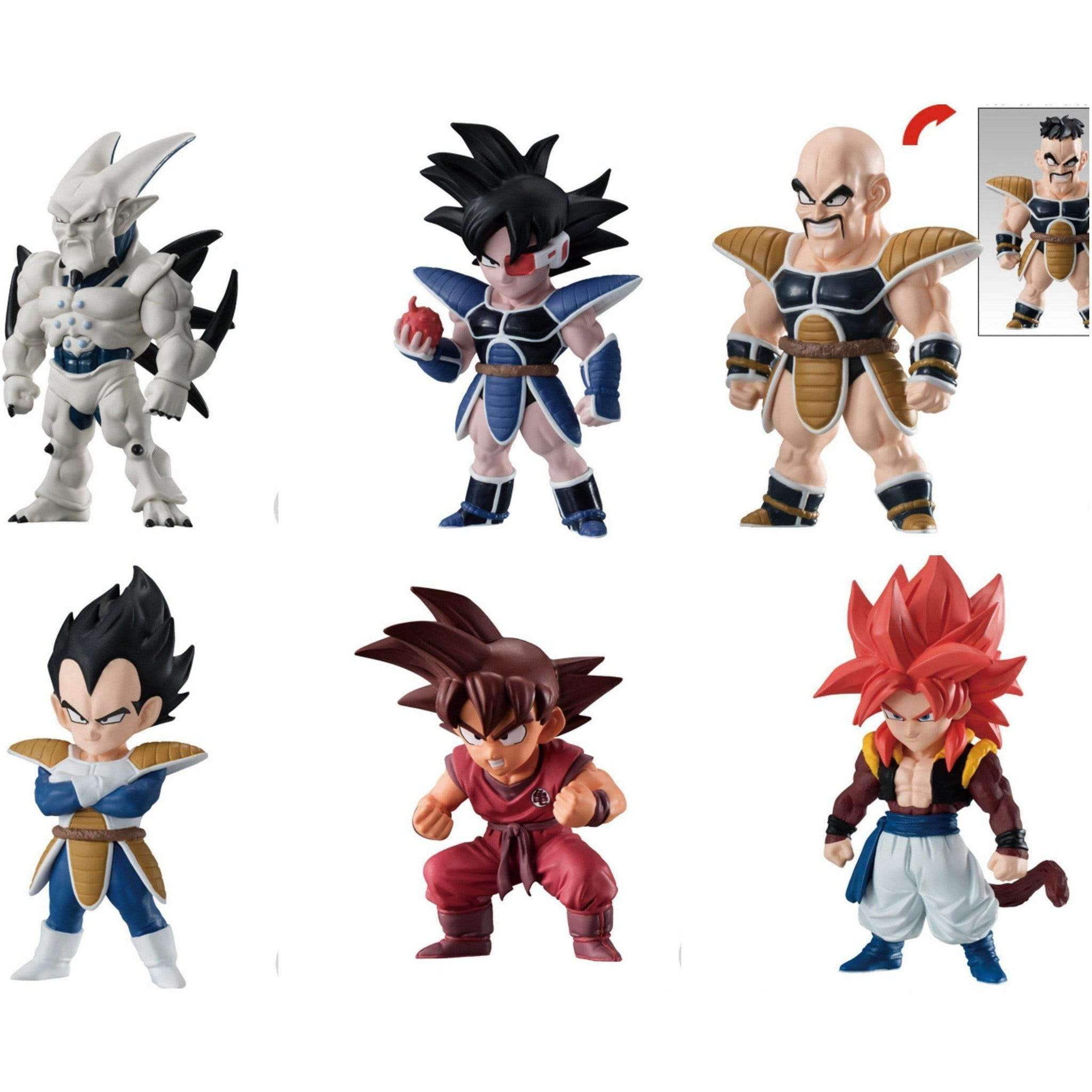 Image of Dragon Ball Adverge Vol. 8 Box of 10 Figures