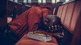 Poverty prayer challenge